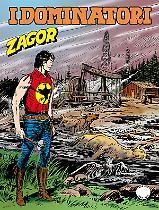 I dominatori - Zagor 611 cover
