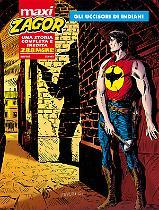 Maxi Zagor n°28 cover