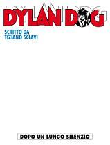 Dopo un lungo silenzio - Dylan Dog 362 cover