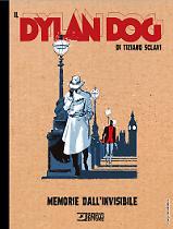Memorie dall'invisibile - Il Dylan Dog di Tiziano Sclavi 04 cover