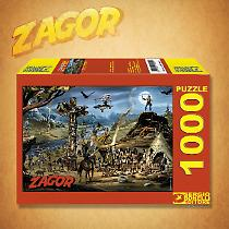The puzzle of Zagor