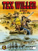 La banda do Red Bill - Tex Willer 02 cover