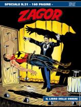 Il libro delle ombre - Speciale Zagor 31 cover
