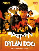Dylan Dog Batman - Heroes Cover
