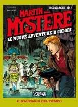 Il naufrago del tempo - Martin Mystère Le Nuove Avventure a Colori Seconda Serie 04 cover