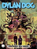 Scrutando nell'abisso - Dylan Dog 408 cover