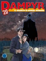 Il segreto di Robert Howard - Dampyr 247 cover