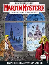 Le porte dell'immaginazione - Martin Mystère 352 cover