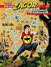 I racconti di Darkwood - Maxi Zagor 31 cover
