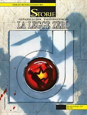 La legge zero - Le Storie 60 cover