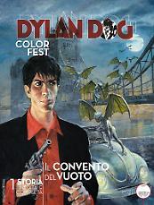 Il convento del vuoto - Dylan Dog Color Fest 23 cover