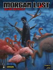 Origini - Morgan Lost Dark Novels 00 cover