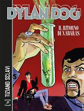 Dylan Dog. Il ritorno di Xabaras cover