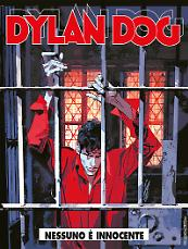 Nessuno è innocente - Dylan Dog 380 cover