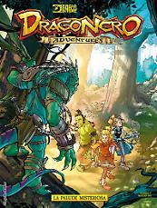 La palude misteriosa - Dragonero Adventures 07 cover