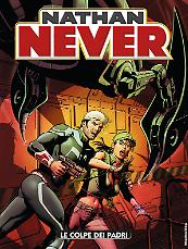 Le colpe dei padri - Nathan Never 330 cover