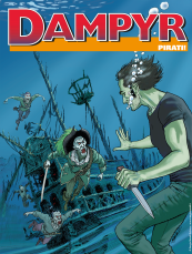 Pirati! - Dampyr 227 cover