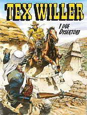 I due disertori - Tex Willer 05 cover
