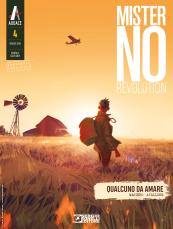 Qualcuno da amare - Mister No Revolution 04 cover