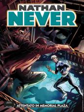 Attentato in Memorial Plaza - Nathan Never 338 cover