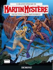 Demoni! - Martin Mystère bimestrale 366 cover