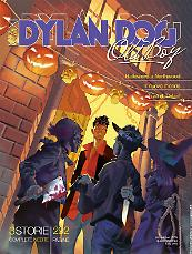 Maxi Dylan Dog n°37 cover