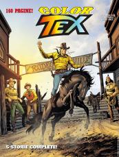 Teton Pass e altre storie - Color Tex 16 cover