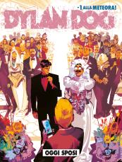 Oggi sposi - Dylan Dog 399 cover