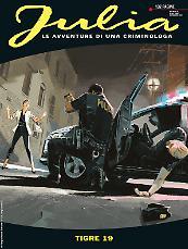 Tigre 19 - Julia 255 cover