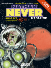 Nathan Never Magazine 2020 cover