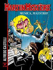 Martin Mystère. Musica, maestro!