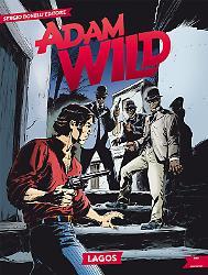 Lagos - Adam Wild 16 cover