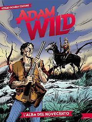 L'alba del Novecento - Adam Wild 24 cover