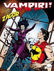 Vampiri! - Zagor 616 cover