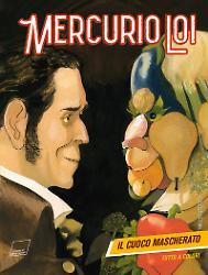 Il cuoco mascherato - Mercurio Loi 04 cover