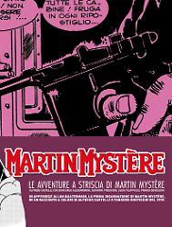 Le avventure a striscia di Martin Mystère