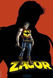 Zagor Double Poster