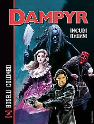 Dampyr. Incubi italiani