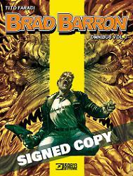 Brad Barron Omnibus 3 (di 3) - Signed edition