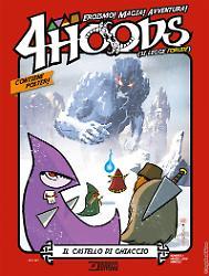 Il castello di ghiaccio - 4Hoods 01 cover