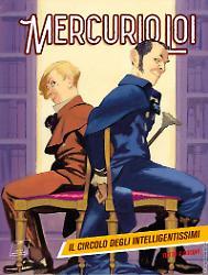 Il circolo degli intelligentissimi - Mercurio Loi  11 cover