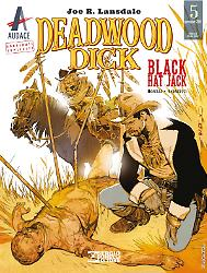 Black Hat Jack - Deadwood Dick 05 cover