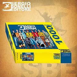The puzzle of Bonelli's heroes