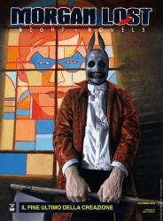 Il fine ultimo dela creazione - Morgan Lost Night Novels 01 cover