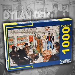 The puzzle of Dylan Dog