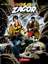 Witiko! - Color Zagor 10 cover