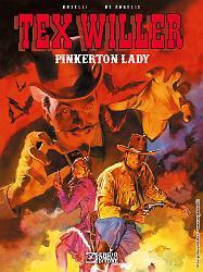 Tex Willer. Pinkerton Lady