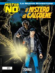 Il mistero di Calçoene - Mister No Le Nuove Avventure 13 cover