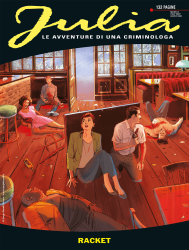 Racket - Julia 263 cover