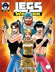 Una nuova vita - Legs Weaver 104 cover